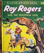 <h5>Roy Rogers and the Mountain Lion #231 (1955)</h5><p>Roy Rogers; Western; Personality</p>