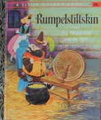 <h5>Rumpelstilskin and the Princess and the Pea #498 (1962)</h5><p>Fairy Tales</p>