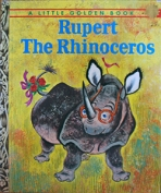 <h5>Rupert the Rhinoceros #419 (1960) #201-57</h5>