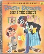 <h5>Roy Rogers and Cowboy Toby #195 (1954)</h5><p>The Rootie Kazootie Show; TV</p>