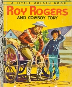 <h5>Roy Rogers and Cowboy Toby #195 (1954)</h5><p>Roy Rogers; Western; Personality</p>