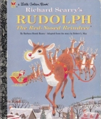 <h5>Rudolph the Red-Nosed Reindeer (1998)</h5><p>Richard Scarry; Christmas</p>