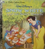 <h5>Snow White and the Seven Dwarfs (1987) </h5><p>Golden Anniversary Edition Disney; Film</p>