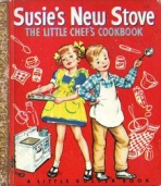 <h5>Susie's New Stove #85 (1950)</h5><p>A Little Chef's Cookbook</p>
