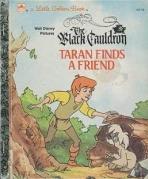 <h5>Taran Finds a Friend #105-54 (1985)</h5><p>The Black Cauldron; Disney; Film; Book</p>