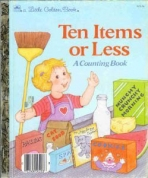 <h5>Ten Items or Less  #203-54 (1985)</h5><p>A Counting Book</p>