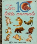 <h5>Ten Little Animals #451 (1961)</h5><p>Counting</p>