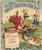 <h5>The Three Billy Goats Gruff #173 (1953)</h5><p>And The Wolf and the Kids Fairy Tales</p>