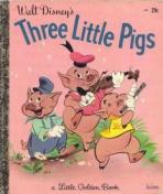 <h5>Three Little Pigs (Disney) #78 (1958)</h5><p>Disney; Fairy Tales; Film</p>