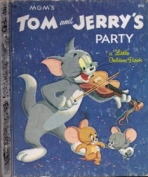 <h5>Tom and Jerry's Party #235 (1955)</h5><p>Tom and Jerry; MGM; FIlm; TV</p>