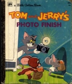 <h5>Tom and Jerry's Photo Finish #124 (1974)</h5><p>Tom and Jerry; MGM; FIlm; TV</p>