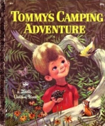 <h5>Tommy's Camping Adventure #471 (1962)</h5>