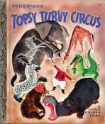 <h5>Topsy Turvy Circus #161 (1953)</h5>