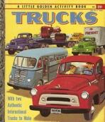 <h5>Trucks #A6 (1955)</h5><p>Activity Book</p>