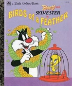<h5>Tweety and Sylvester in Birds of a Feather #110-78 (1992)</h5><p>Tweety and Sylvester; Warner Bros.; TV</p>