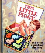<h5>This Little Piggy and Other Counting Rhymes #12 (1942)</h5><p>Counting</p>