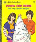 <h5>The Top Secret Project #160 (1977)</h5><p>Donny and Marie; Personality; TV</p>