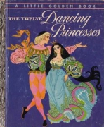 <h5>The Twelve Dancing Princesses #194 (1954)</h5><p>Fairy Tales</p>