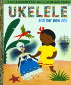 <h5>Ukelele and Her New Doll #102E (1951)</h5><p>Puzzle Edition</p>