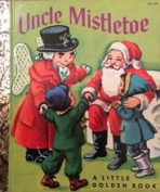 <h5>Uncle Mistletoe #175 (1953)</h5><p>Christmas; Mascot (Marshall Fields); TV</p>