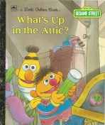 <h5>What's Up in the Attic? #108-58 (1990)</h5><p>Sesame Street; TV</p>