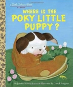 <h5>Where is the Poky Little Puppy? (2015)</h5><p>Poky Little Puppy; LGB Sequels; Books; Classic Edition</p>