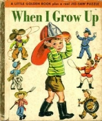 <h5>When I Grow Up #96 (1950)</h5><p>Puzzle Edition; #96B Non-Puzzle Edition</p>