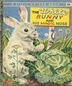 <h5>The White Bunny and His Magic Nose #305 (1957)</h5>