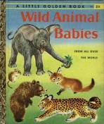 <h5>Wild Animal Babies #332 (1958)</h5>