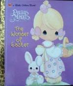 <h5>The Wonder of Easter (2000)</h5><p>Precious Moments; Collectibles</p>