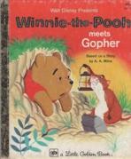 <h5>Winnie-the-Pooh Meets Gopher #D117 (1972)</h5><p>Pooh; Disney; TV</p>