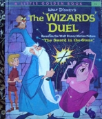 <h5>The Wizards' Duel #107 (1963)</h5><p>The Sword and the Stone; Disney; Film</p>