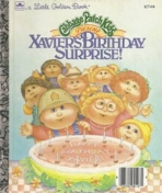 <h5>Xavier's Birthday Surprise #107-64 (1987)</h5><p>Cabbage Patch Kids; Toys</p>