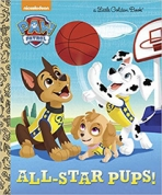 <h5>All-Star Pups! (2016)</h5><p>Paw Patrol; Nickelodeon; TV</p>