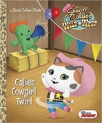 <h5>Callie's Cowgirl Twirl (2016)</h5><p>Sheriff Callie's Wild West; Disney Junior; TV</p>