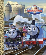 <h5>The Great Race (2016)</h5><p>Thomas and Friends; Film</p>