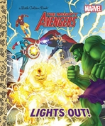 <h5>Lights Out! (2016)</h5><p>The Mighty Avengers; Marvel; TV</p>