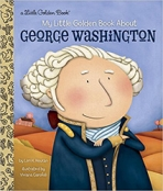 <h5>My Little Golden Book About George Washington (2016)</h5><p>Non-Fiction</p>