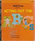 <h5>Acting Out the ABCs #D113 (1972) </h5><p>Australia-Only Title</p>