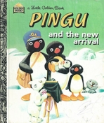 <h5>Pingu and the New Arrival (1996)</h5><p>Pingu; TV; Australia-Only Title</p>