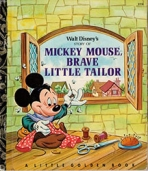 <h5>Story of Mickey Mouse, Brave Little Tailor</h5><p>Disney; Australia-Only Title</p>