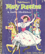 <h5>A Jolly Holiday #D112 (1964)</h5><p>Mary Poppins; Disney; Film; Books </p>