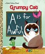 <h5>A is for Awful (2017)</h5><p>Grumpy Cat; Internet</p>