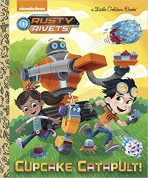<h5>Cupcake Catapult! (2017)</h5><p>Rusty Rivets; Nickelodeon; TV</p>