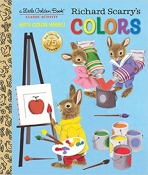 <h5>Colors (Classic Activity) (2017)</h5><p>Richard Scarry's; Classic Activity Edition</p>